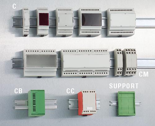 Railtec C 型导轨盒 C