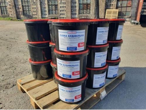 Building Soot (black)