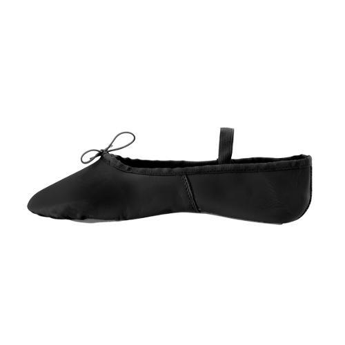 Ballerine de danse noir