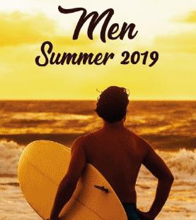 Men Summer catalog