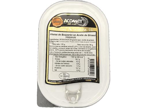 Boquerones en Vinagre Premium 120grs