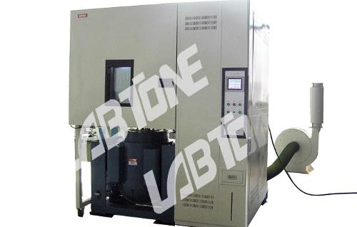 Integrated Environmental Test Systems 300kg.f~5000kg.f Vibration Exciting Force