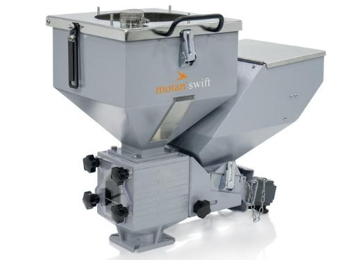 Dosatore e miscelatore volumetrico - MINICOLOR swift V