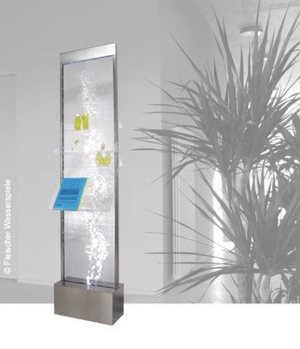 Wasserwand Display