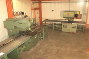 2 RASKIN RT-52 punch presses