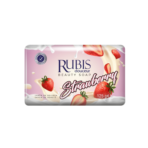 Rubis – 125gr Fruit Serie Paper Wrapped Soap