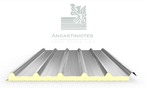 Insulated Sandwich Roof Panel