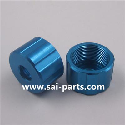 Aluminum Cap Customized Mechanical Parts