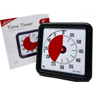 Time Timer Medium MAGNET 18x18 cm WITH SIGNAL