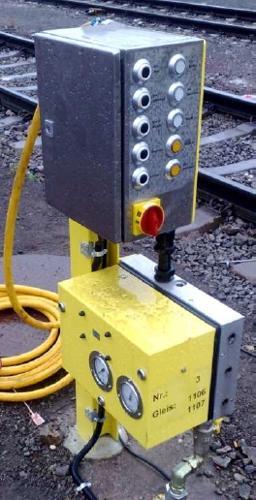 Fernsteuerung von Bremsprobenanlagen