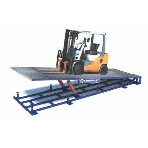 Rampe idrauliche di carico verticale
