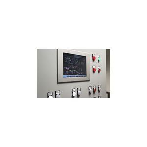 panel de mando y control para buque