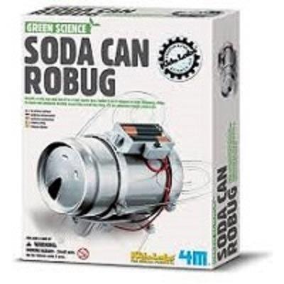 Green science bichos robóticos