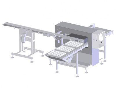 Shuttle conveyor UHSP-1e