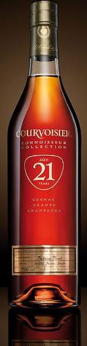 Cognac Grande Champagne 21 ans d'âge