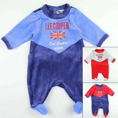 Distributor clothing baby rompers licenced Lee Cooper