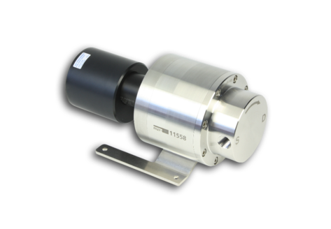 Hermetic inert pump series mzr-11558X1