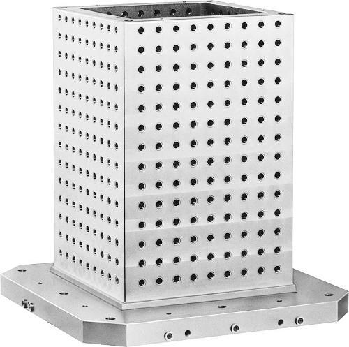 Cube préusiné