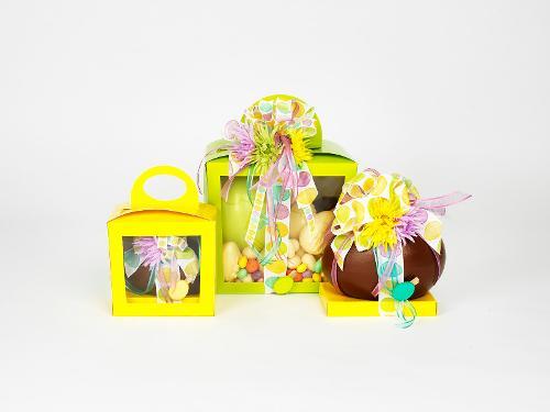 Custom made chocolate boxes