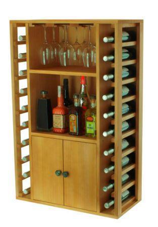 Botellero con capacidad para 20 botellas