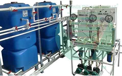 Рекуперация щелочесодержащих сточных вод