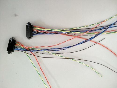 Cablagens Robóticas e Electrónicas