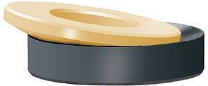 igubal®  Spherical axial bearing Thrust bearing / Spherical axial bearings from