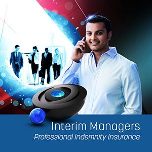 Professional Indemnity Insurance for Interim Managers