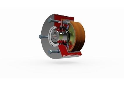 Centrifugal brakes