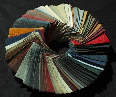 натуральная выделанная кожа для обуви и галантереи