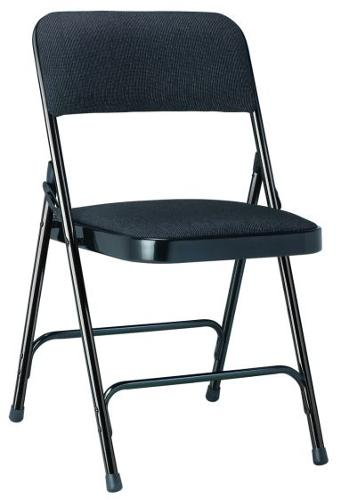 Chaise pliante Métal et Tissu