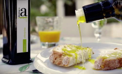Arebequina olijfolie