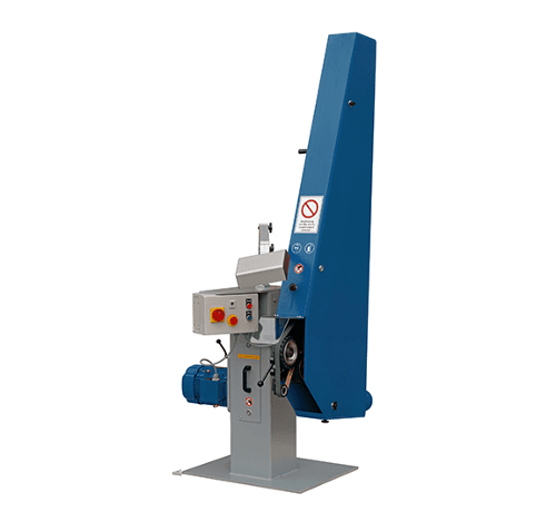 72713 contact belt grinding and polishing machine