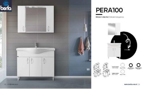 Bathroom Furtniture Pera 100