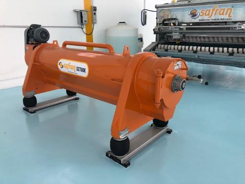CARPET SPIN AND DRY MACHINE CENTRIFUGE
