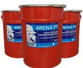 ARENA SeamMaster PT DRY MIXTURE FOR WATERPROOFING SEAMS