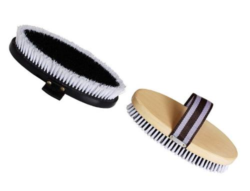 8-1/2'' horse/animal/pet  Body Brush/ grooming brush