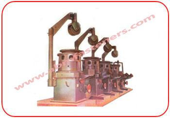 Continuous Wire Drawing Plant - Wire Drawing Plant