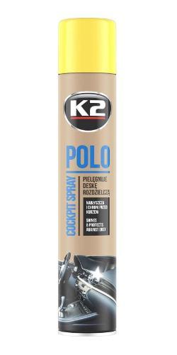K2 POLO COCKPIT LEMON 750 ML + MICROFIBER