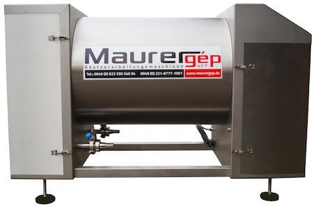 MKPAG 500 (DIESEL) 800 / 1000 / 1200 GAS PASTEURIZER