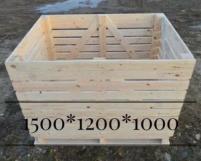 Контейнер овощной 1500*1200*1000
