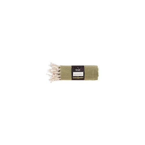 Linge De Hammam Vert Laurier - Coton Certifié Bio