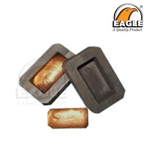 Graphite Biscuit Ingot Molds