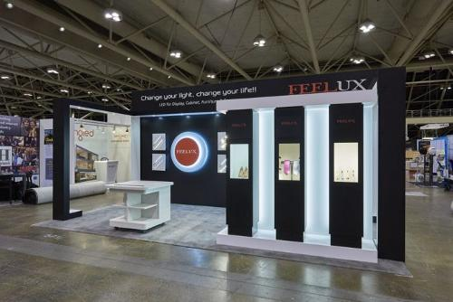 DESIGN AND CONCEPT DEVELOPMENT FOR EXHIBITIONS