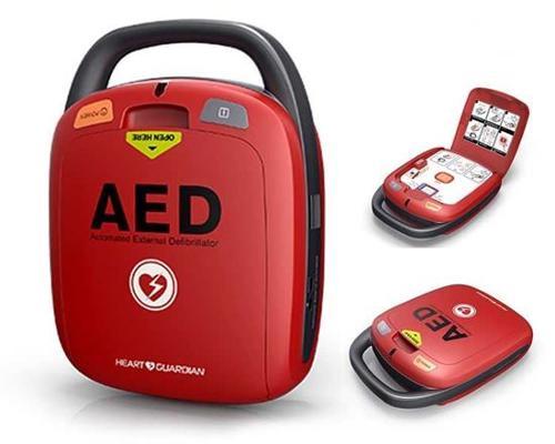 AED DEFIBRILLATOR HR-501 (ANATS)