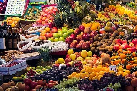 Import export de fruits et légumes frais