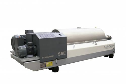 Sedicanter® firmy Flottweg