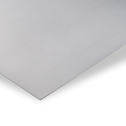 Stainless steel sheet, 1.4571, cold-rolled, 2B