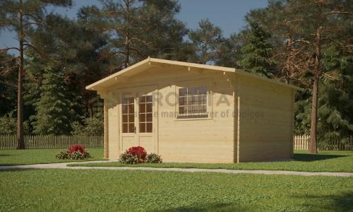 Eurodita Log Cabin Euro 28/3 – Carrie