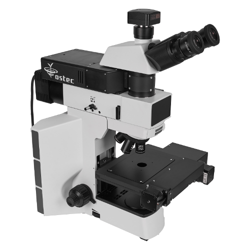 RAMOS S120. Dual-channel Automated Raman Confocal Microscope